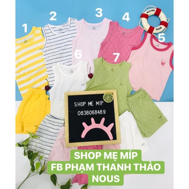 Bộ Ba Lỗ Nous 2019 - Shop M