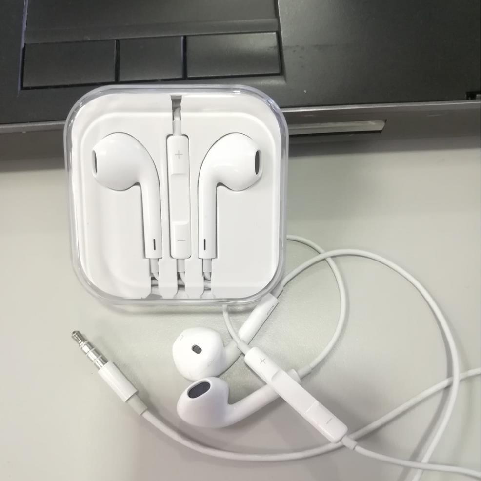 Tai nghe iphone 6/6s plus hàng cao cấp cam kết chất lượng- Bảo hành 6 tháng, lỗi 1 đổi 1 trong 7 ngày