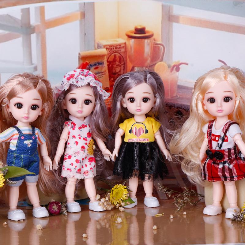 Búp Bê Barbie Đồ Chơi Cho Bé