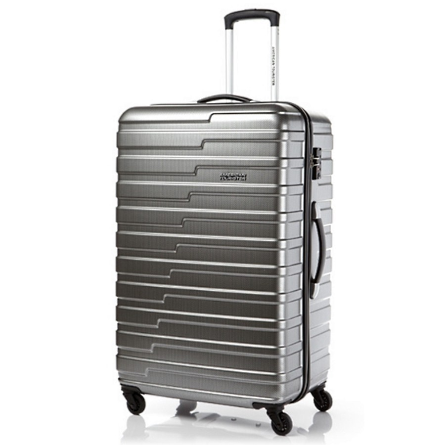 Vali American Tourister BF9*68003 AT HANDY SPINNER 78 TSA - MATTE GREY CHECKS - 3119580 , 1004591024 , 322_1004591024 , 5100000 , Vali-American-Tourister-BF968003-AT-HANDY-SPINNER-78-TSA-MATTE-GREY-CHECKS-322_1004591024 , shopee.vn , Vali American Tourister BF9*68003 AT HANDY SPINNER 78 TSA - MATTE GREY CHECKS