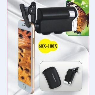 KÍNH LÚP 100X dùng cho điện thoại K19
