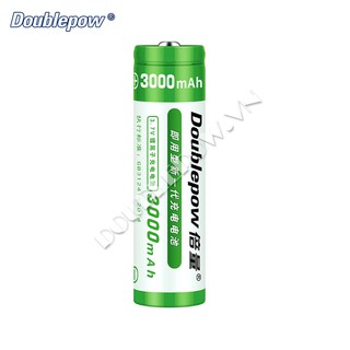 Cell pin sạc 18650 Doublepow 3000mAh