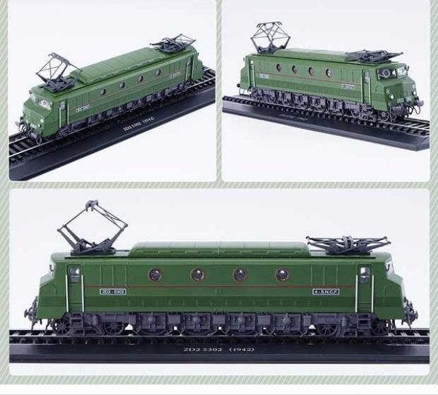 Mô hình tàu điện