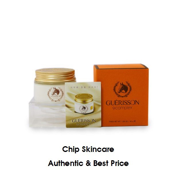 Kem Dưỡng Da Dầu Ngựa Guerisson Horse Oil 9 Complex Cream