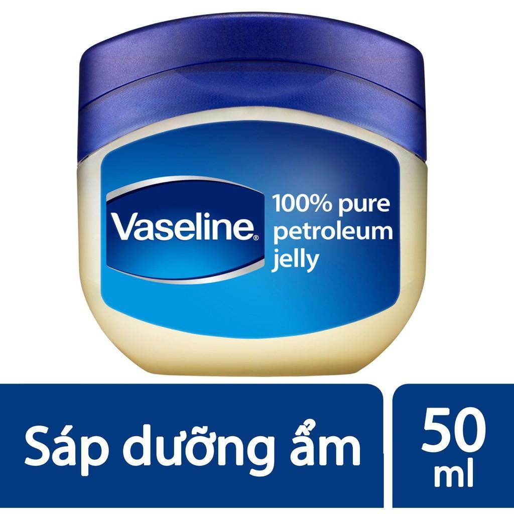 Hình ảnh Sáp dưỡng ẩm Vaseline 50ml-0