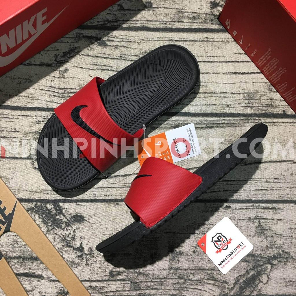 Dép thể thao nam Nike Kawa Slide Red 83264