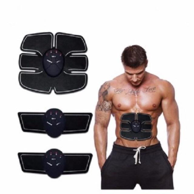 Bộ 3 miếng dán massage xung điện EMS body tập cơ bụng 6 múi - 3371297 , 1125412367 , 322_1125412367 , 200000 , Bo-3-mieng-dan-massage-xung-dien-EMS-body-tap-co-bung-6-mui-322_1125412367 , shopee.vn , Bộ 3 miếng dán massage xung điện EMS body tập cơ bụng 6 múi