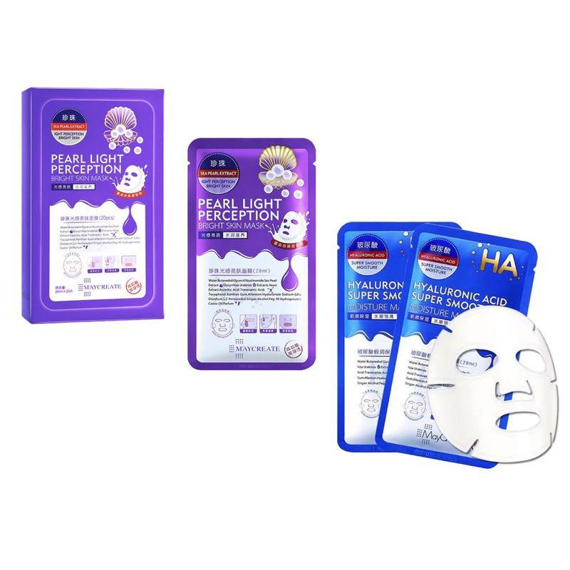 Combo 30 miếng mặt nạ HA - mask HA MayCreate Xanh và Tím - mask nội địa Trung - 3552067 , 1191999657 , 322_1191999657 , 95000 , Combo-30-mieng-mat-na-HA-mask-HA-MayCreate-Xanh-va-Tim-mask-noi-dia-Trung-322_1191999657 , shopee.vn , Combo 30 miếng mặt nạ HA - mask HA MayCreate Xanh và Tím - mask nội địa Trung