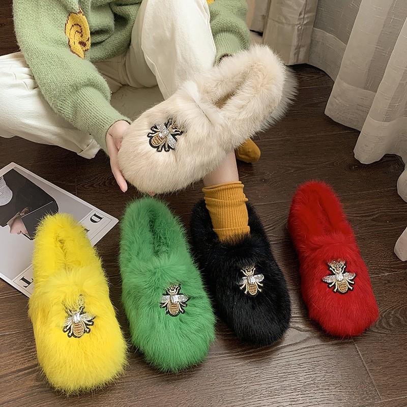 Giày búp bê cotton mũi nhọn phong cách trẻ trung thanh lịch dành cho nữ - 21902118 , 7505612793 , 322_7505612793 , 484200 , Giay-bup-be-cotton-mui-nhon-phong-cach-tre-trung-thanh-lich-danh-cho-nu-322_7505612793 , shopee.vn , Giày búp bê cotton mũi nhọn phong cách trẻ trung thanh lịch dành cho nữ