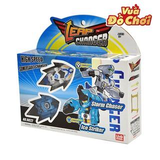 Tốc Chiến Thần Xa – Storm Chaser vs Ice Striker