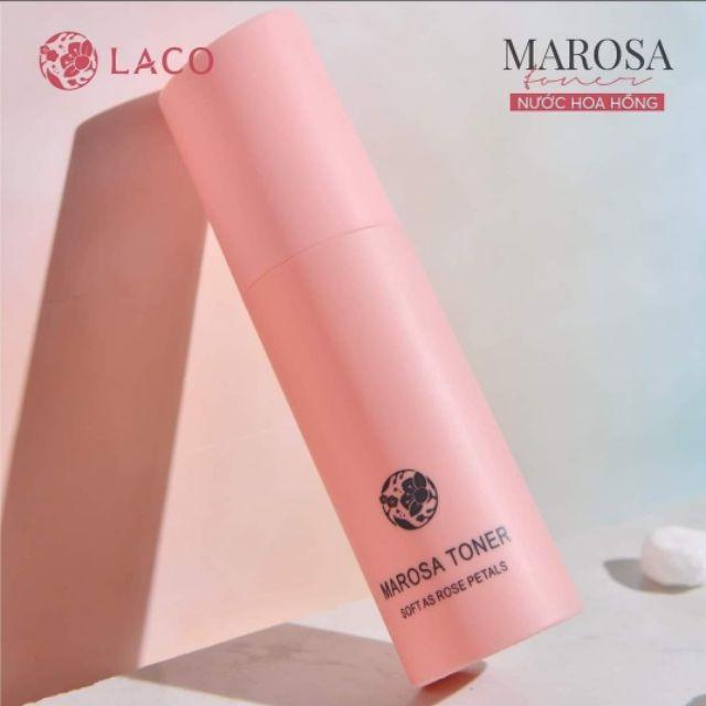 [FREE_SHIP ] Marosa toner (nước hoa hồng chuẩn hữu cơ Laco) [ LACO ]