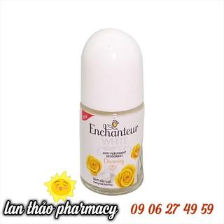 Lăn khử mùi trắng da Enchanteur giá tốt