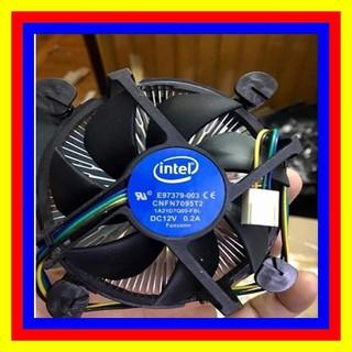 Quạt tản nhiệt CPU socket 1155, 1150, 1151, 1156, 1151 cũ đã vệ sạch sẽ