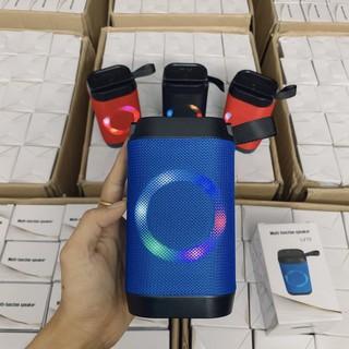 [Mã ELFLASH5 giảm 20K đơn 50K] Loa Bluetooth LV10 có đỡ điện thoại hỗ trợ cắm thẻ nhớ và USB