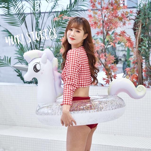 Phao Pony kim tuyến size 90cm hàng có sẵn