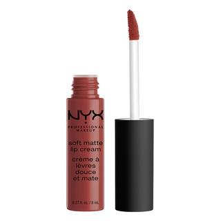 32 Rome Son kem NYX chính hãng Soft Matte Lip Cream Màu 32 Đỏ đất thumbnail