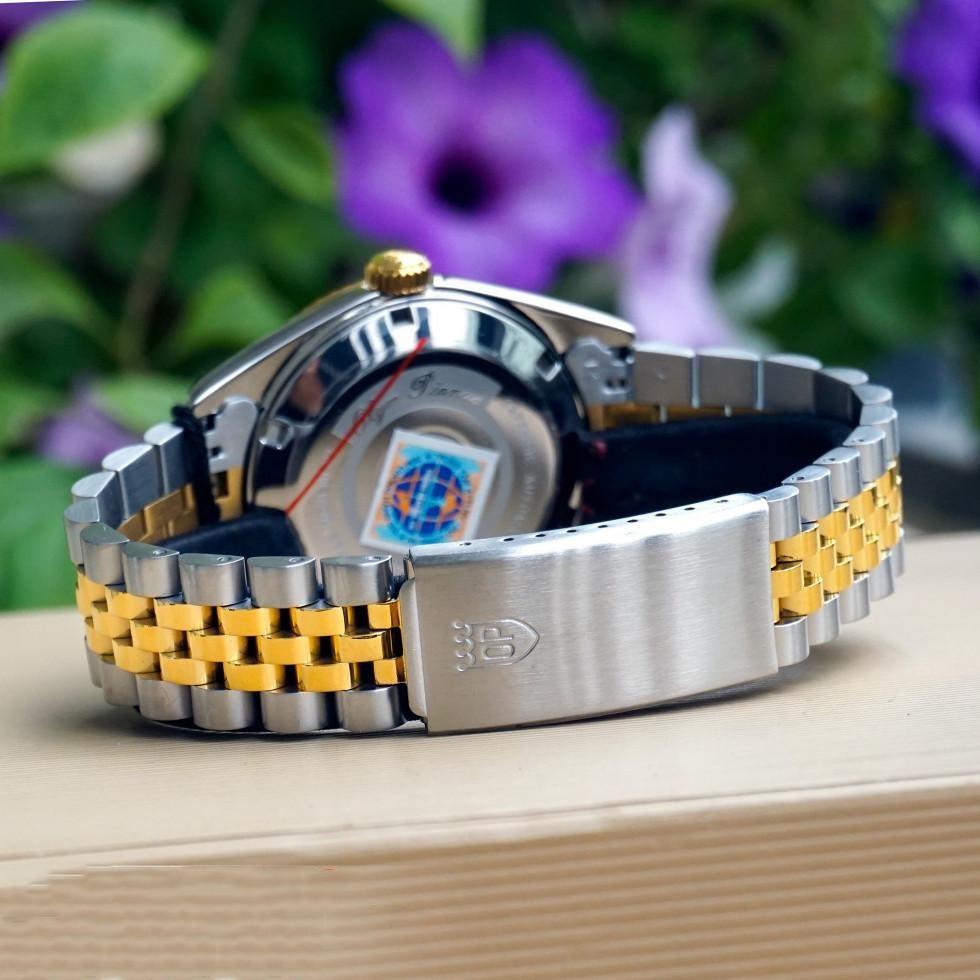 Đồng hồ nam dây kim loại Olym Pianus OP89322 OP89322ADMSK T-HD