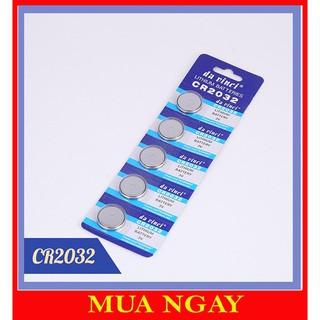 Pin cúc áo pin điện tử đồng hồ LR44 AG13 LR41 AG3 CR2032 loại tốt:10 viên