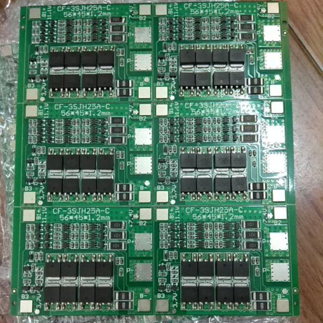 [Combo 30-50] Mạch sạc vả bảo vệ pin có cân bằng CF 3SJH25A - 2842376 , 1025207357 , 322_1025207357 , 1440000 , Combo-30-50-Mach-sac-va-bao-ve-pin-co-can-bang-CF-3SJH25A-322_1025207357 , shopee.vn , [Combo 30-50] Mạch sạc vả bảo vệ pin có cân bằng CF 3SJH25A