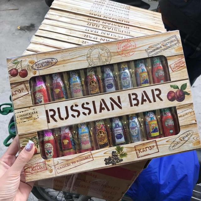 Kẹo socola rượu Nga - 15187297 , 109796862 , 322_109796862 , 280000 , Keo-socola-ruou-Nga-322_109796862 , shopee.vn , Kẹo socola rượu Nga