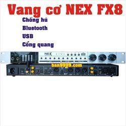 Vang cơ Nex FX8, Vang cơ Bluetooth, vang cơ chống hú Nex FX8