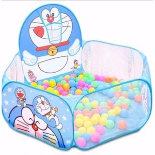 [Giá Sốc] Nhà bóng tặng kèm 100 quả bóng nhựa cho bé