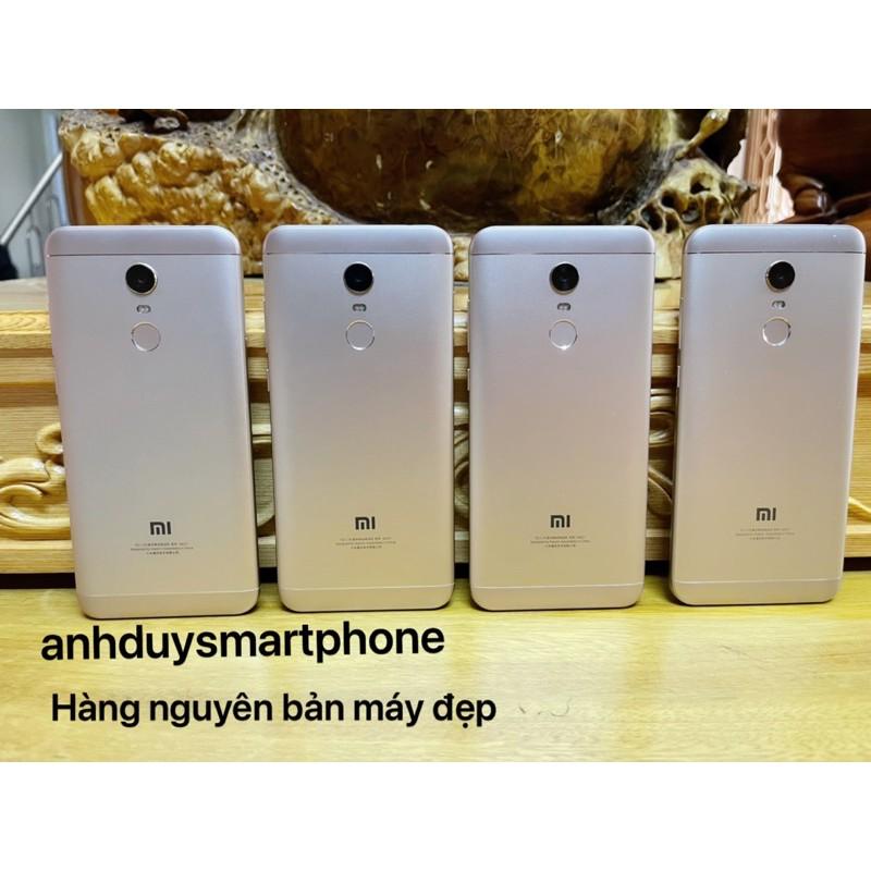 điện thoại Xiaomi Redmi 5 Plus 2sim ram 3G/32G /ram4/64g mới Chính Hãng, có Tiếng Việt