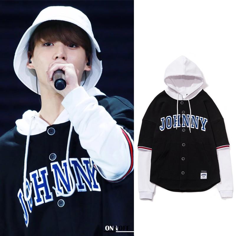 Áo khoác nỉ đen BTS JungKook ( có sẵn)