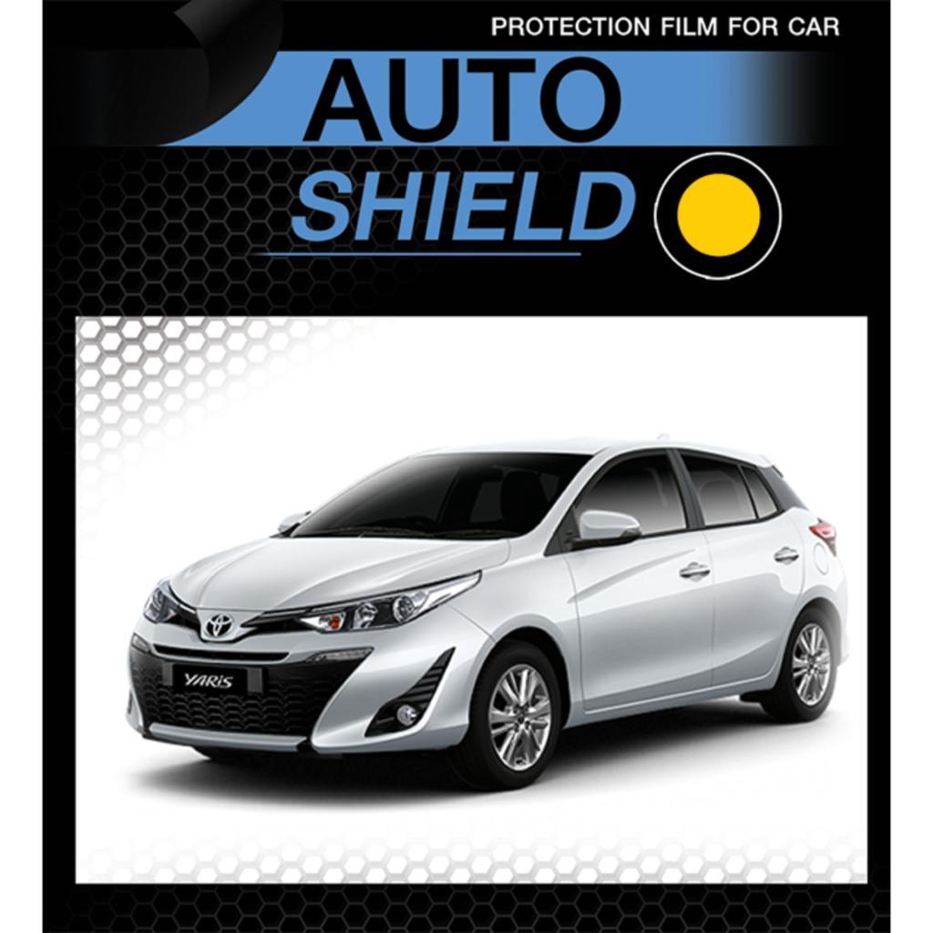 อะไหล่รถยนต์ Toyota Yaris 2017-2018 ฟิล์มกันรอยมือจับประตู 4 ชิ้นะไหล่รถยนต์ Toyota Yaris 2017-2018 ฟิล์มกันรอยมือจับประ
