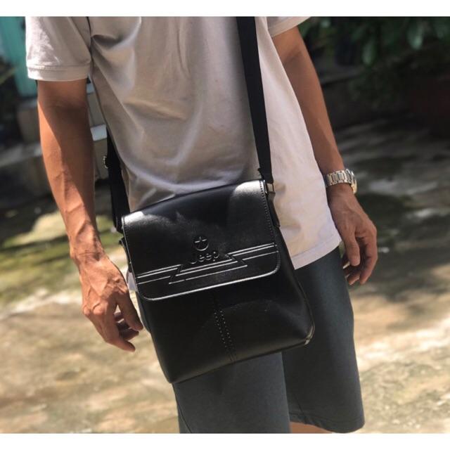 Túi da nam giá rẻ đẹp bền tốt