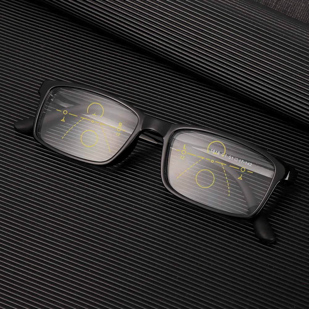💜LAYOR💜 Anti-fatigue Anti Blue Light Reading Glasses Anti-UV Computer Goggles Progressive Presbyopic Eyewear Men Women Fashion Anti-blue Rays Radiation Protection...