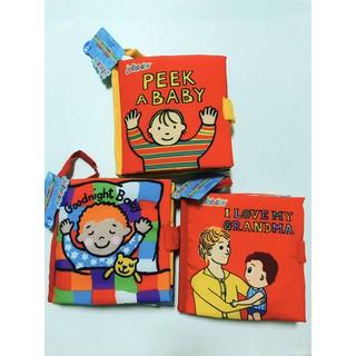 Sách vải Ú oà Peek a Baby – Đồ chơi giáo dục-baongonstore.com