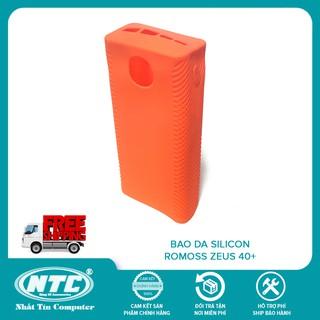 Bao da silicon dành cho pin dự phòng Romoss ZEUS 40+ chống trơn trượt (Màu ngẫu nhiên) thumbnail