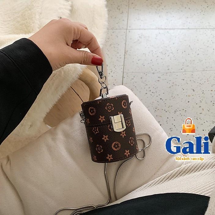 Túi xách mini nữ đeo chéo cao cấp thời trang giá rẻ dễ thương cá tính GL39