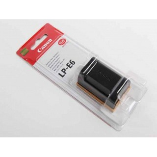 Pin Canon LP E6 , LP-E6 dành cho máy Canon 60D, 7D, 6D, 5D II , 5D III chính hãng