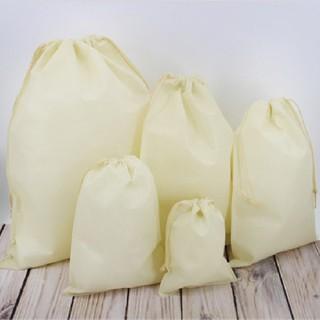 Túi Dây Rút Bằng Vải Không Dệt Dùng Để Đựng Giày Khi Đi Du Lịch