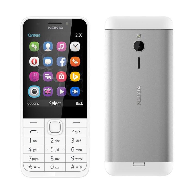 Điện thoại di động NOKIA 230 Bạc - Chính Hãng FPT - 3302808 , 383562212 , 322_383562212 , 1249000 , Dien-thoai-di-dong-NOKIA-230-Bac-Chinh-Hang-FPT-322_383562212 , shopee.vn , Điện thoại di động NOKIA 230 Bạc - Chính Hãng FPT