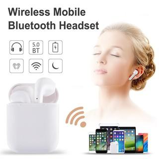 [HÀNG SẴN] Tai Nghe Bluetooth Không Dây IXS -TWS BT 5.0 Âm Thanh Bas Cực Chất Cho IOS Và Android