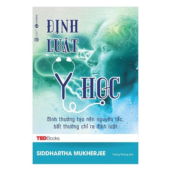 Sách - TedBooks - Định luật Y Học