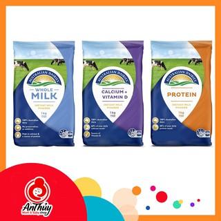 Sữa Tươi Dạng Bôt Nguyên Kem Australian Dairies Gói 1kg thumbnail