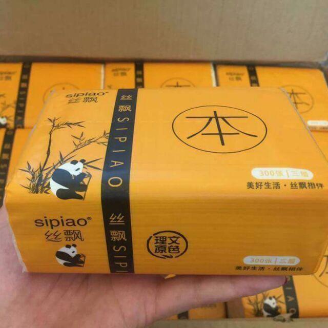 Combo 27 gói giấy ăn gấu trúc Sipiao siêu dai - 3045239 , 1225832867 , 322_1225832867 , 148000 , Combo-27-goi-giay-an-gau-truc-Sipiao-sieu-dai-322_1225832867 , shopee.vn , Combo 27 gói giấy ăn gấu trúc Sipiao siêu dai