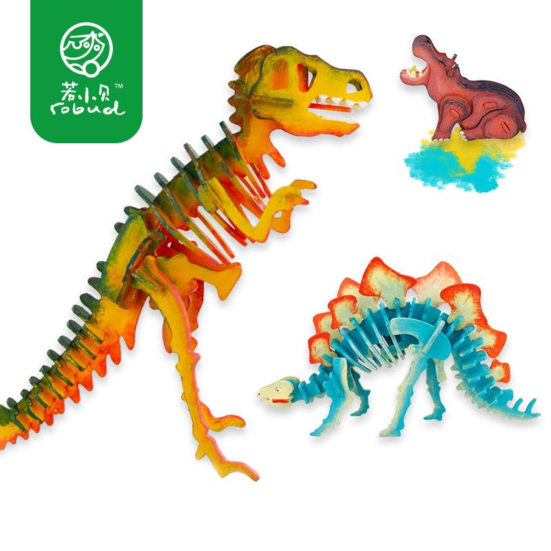Creative Baby Paint Graffiti Toys Puzzle Early Learnning Toy