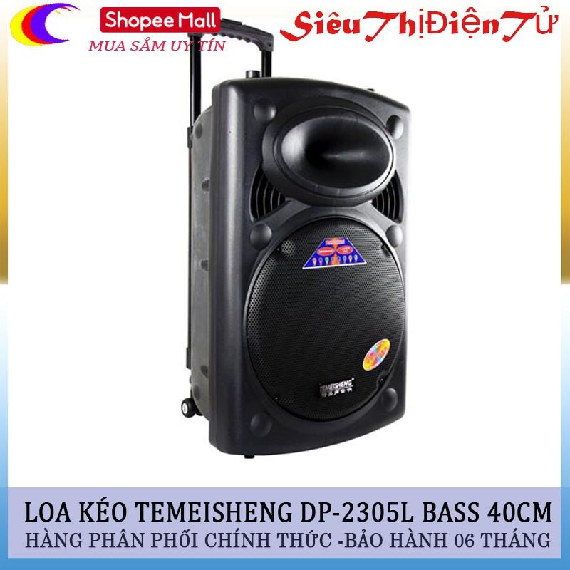 Loa kéo Temeisheng DP2305L loại 4 tấc
