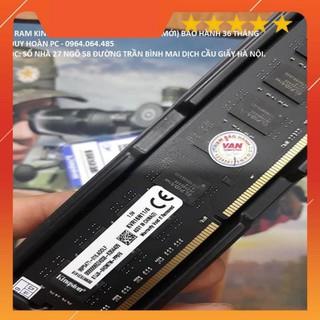 SẢN PHẨM BÁN CHẠY NHẤT – Ram Kingston DDR3 8GB Bus 1600MHz TẶNG TÍP TẢN NHIỆT CHO CPU
