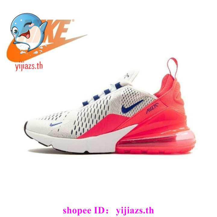 cod Original NIKE Air Max 270 Women's Running Shoes Sneakers Outdoor Sports Breathable Cushioning durable Fashion Shoes
