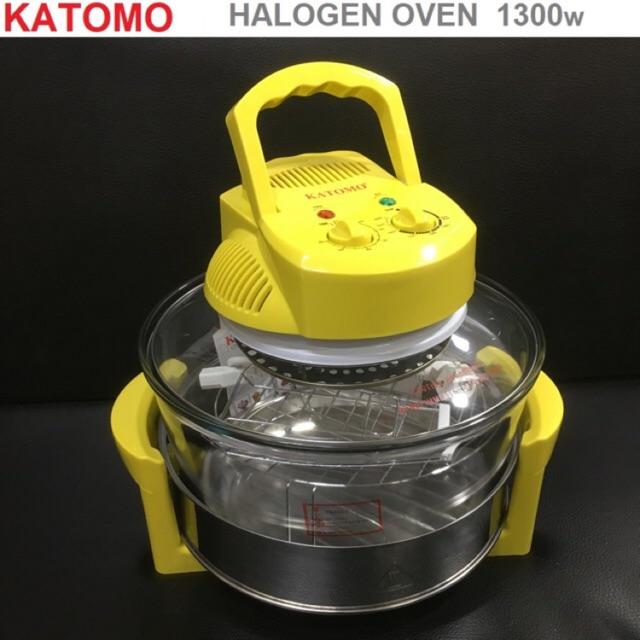 Lò nướng thuỷ tinh halogen Katomo KA 6109H