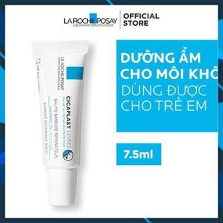 [Hàng Auth_Giá Sỉ] Kem Dưỡng giúp phục hồi độ ẩm bảo vệ môi La Roche-Posay Cicaplast Lips 7.5ml