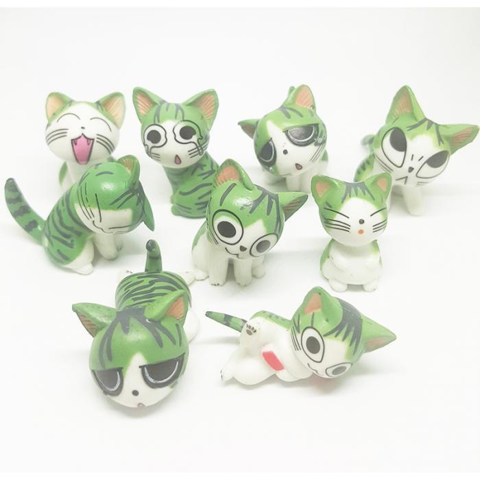 [FLOWSHOP để nhận ưu đãi mới]  Móc chìa khóa hình mèo - 4436