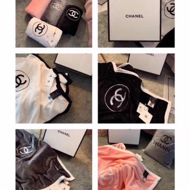 Chăn tuyết Chanel cao cấp