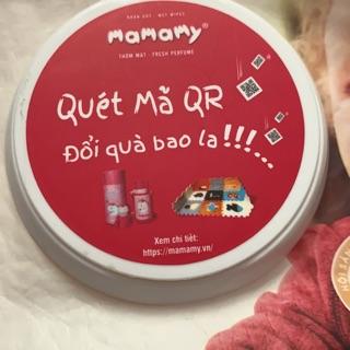 Set khăn mamamy có mùi 80 tờ
